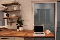 Workstation tiny home