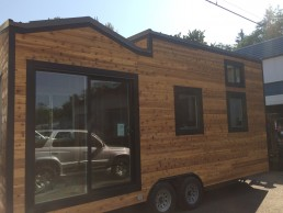 patio door tiny home