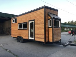 Liscia Tiny House Shell